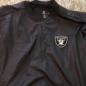 Nike dri-fit Oak Raiders 1/4 zip